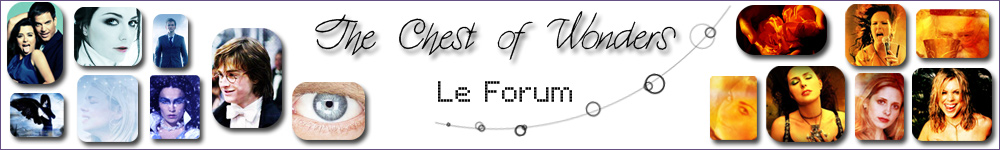 Forum Chest of Wonders